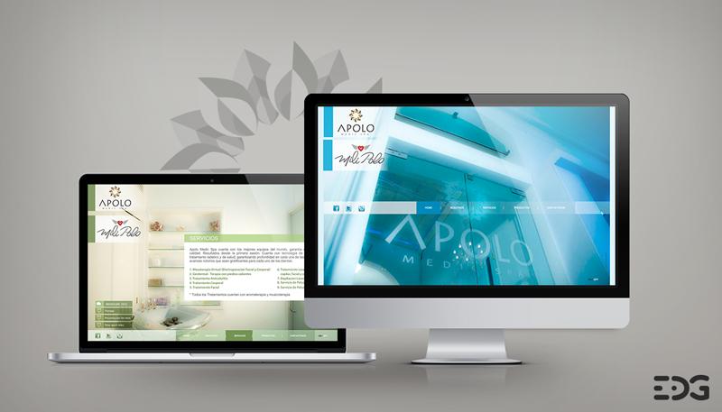 Web Apolo Medic Spa - EDG